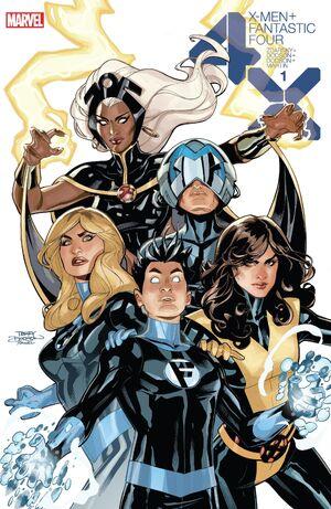 X-Men Fantastic Four Vol 2 1.jpg