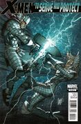 X-Men To Serve and Protect Vol 1 3