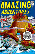 Amazing Adventures Vol 1 6