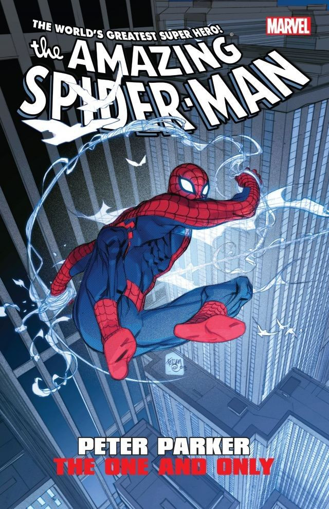 Amazing Spider-Man: Peter Parker - The One and Only TPB Vol 1 1