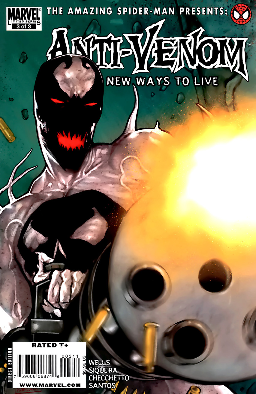 Amazing Spider-Man Presents: Anti-Venom - New Ways To Live Vol 1 3