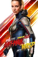 Ant-Man and the Wasp (film) poster 008