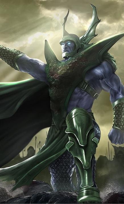Attuma (Earth-616)