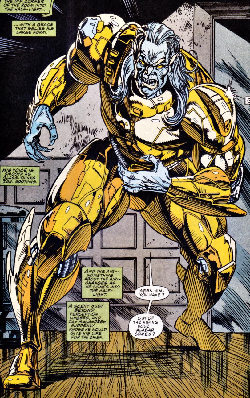 Butcher (Mephitisoid) (Earth-616)