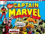 Captain Marvel Vol 1 39