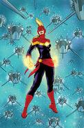 Captain Marvel Vol 8 6 Textless