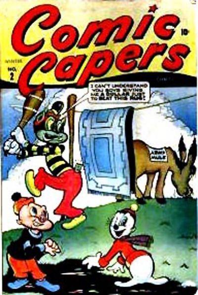 Comic Capers Vol 1 2