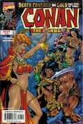 Conan Death Covered in Gold Vol 1 1