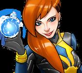 Crystalia Amaquelin (Earth-TRN562)
