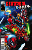 Deadpool Corps Vol 1 1