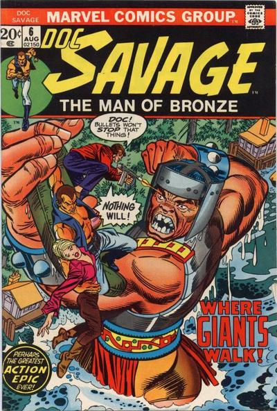 Doc Savage Vol 1 6