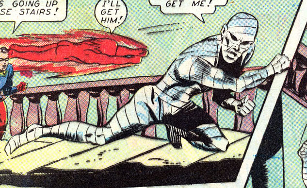 Doctor Lammon (Earth-616)