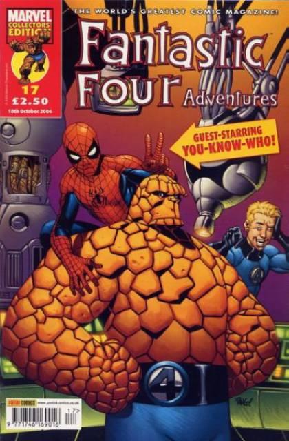 Fantastic Four Adventures Vol 1 17