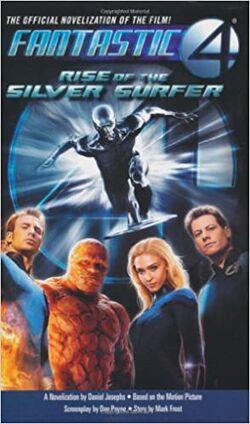 Fantastic Four Rise of the Silver Surfer novel .jpg
