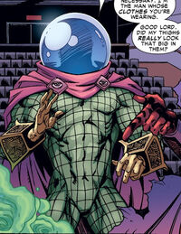 Francis Klum (Earth-616) from Friendly Neighborhood Spider-Man Vol 1 12 0001.jpg