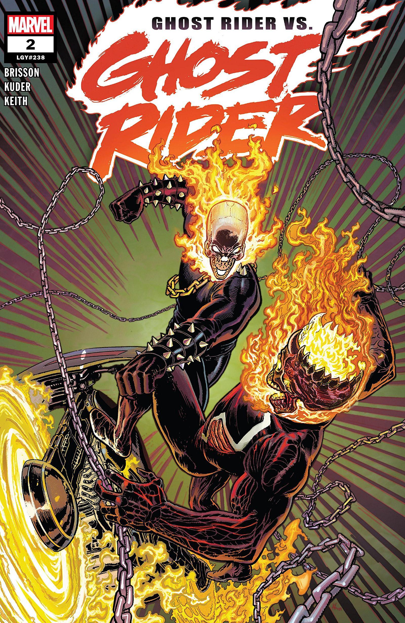 Ghost Rider Vol 9 2