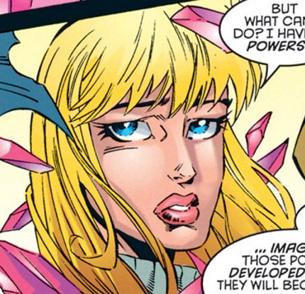 Illyana Rasputina (Earth-295)