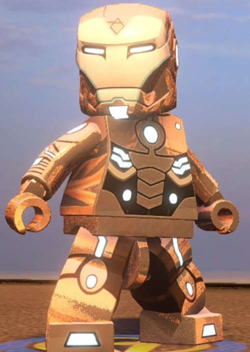 Iron Man Armor Model 50 from LEGO Marvel's Avengers 001.jpg