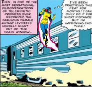 Jean Grey (Earth-616) from X-Men Vol 1 14 0001