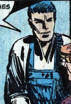 John Jenk (Earth-616)