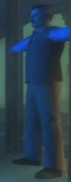John Jonah Jameson (Clone) (Earth-TRN018)