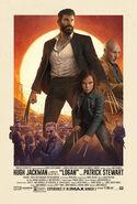 Logan (film) IMAX Poster
