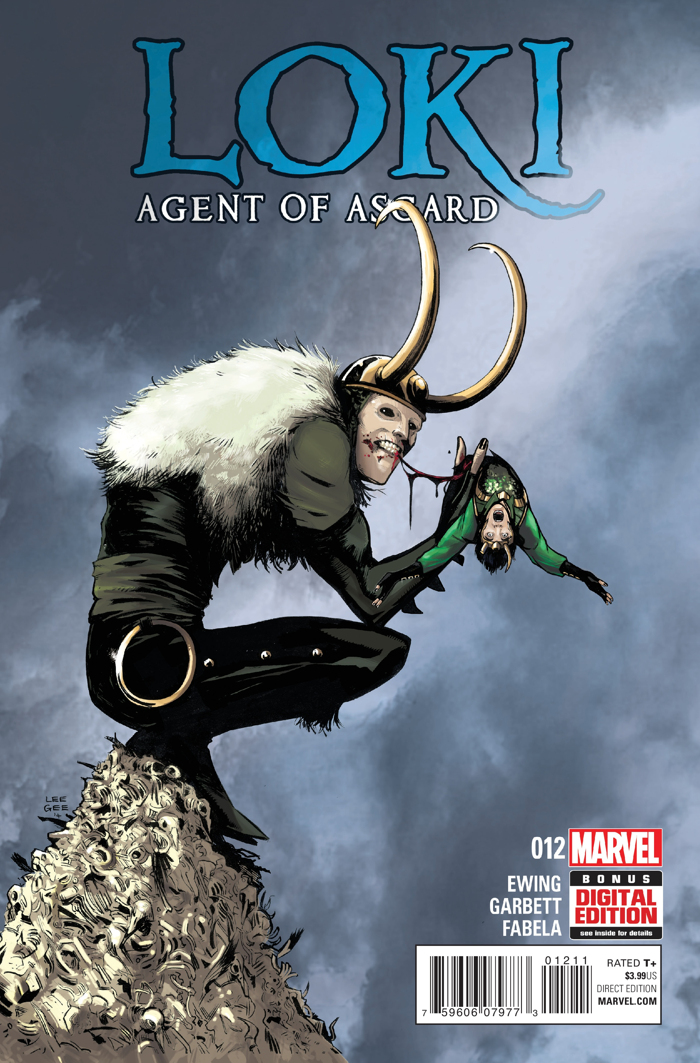 Loki: Agent of Asgard Vol 1 12