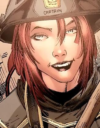 Louise Spalding (Earth-616)