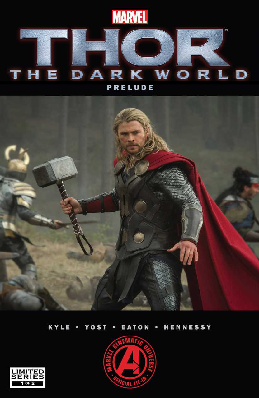 Marvel's Thor: The Dark World Prelude Vol 1 1