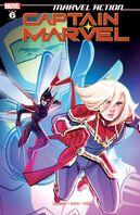 Marvel Action Captain Marvel Vol 1 6