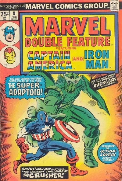 Marvel Double Feature Vol 1 8