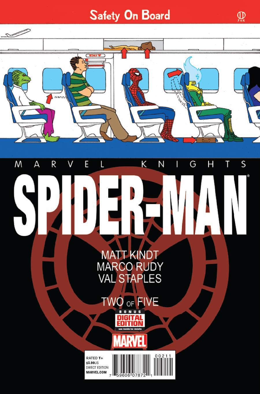 Marvel Knights: Spider-Man Vol 2 2