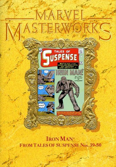 Marvel Masterworks: Iron Man Vol 1 1