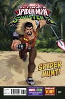 Marvel Universe Ultimate Spider-Man vs. the Sinister Six Vol 1 7