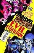 Marvel Zombies Evil Evolution Vol 1 1
