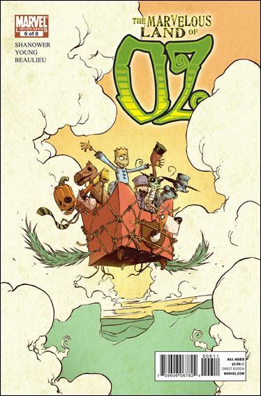 Marvelous Land of Oz Vol 1 6