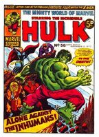 Mighty World of Marvel Vol 1 58