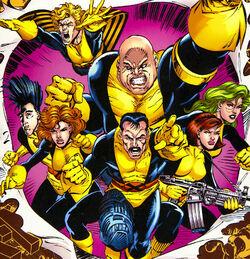 Muir Island X-Men (Earth-616) from Uncanny X-Men Vol 1 254 cover.jpg