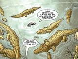 Mutant Crocodiles