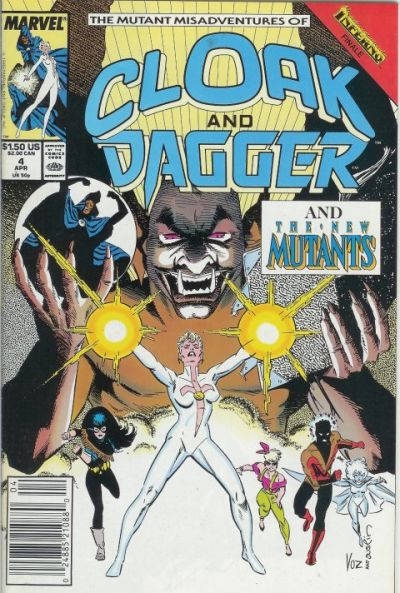 Mutant Misadventures of Cloak and Dagger Vol 1 4