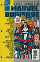 Official Handbook of the Marvel Universe Master Edition Vol 1 34