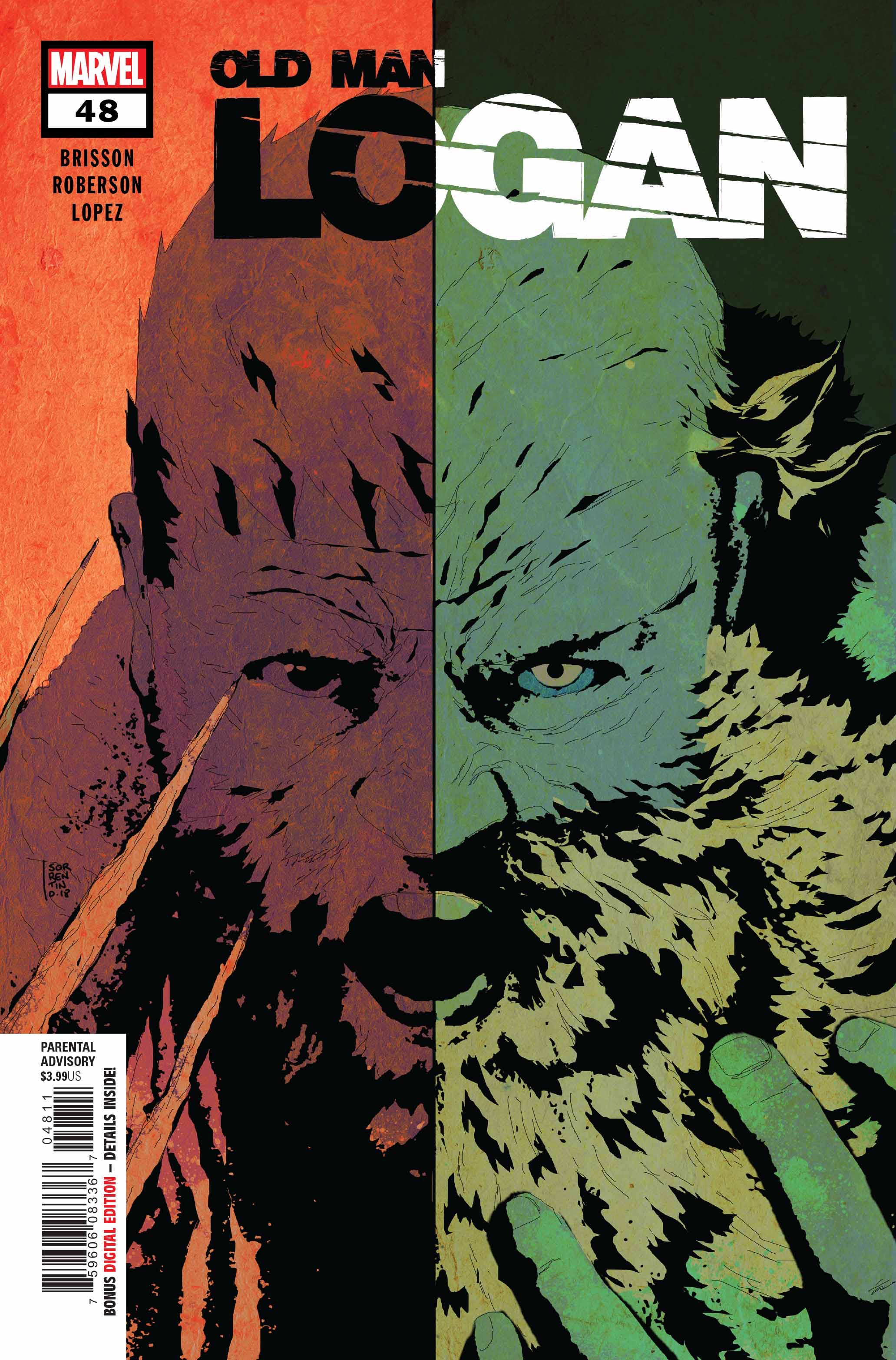 Old Man Logan Vol 2 48