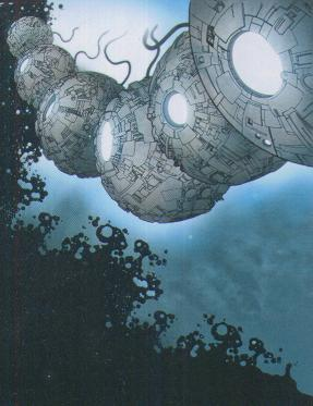 Omega Core (Earth-616)/Gallery