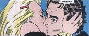 Peter Parker and Amy Powell (Earth-616) from Amazing Spider-Man Vol 1 242 0001