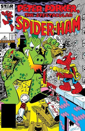 Peter Porker, The Spectacular Spider-Ham Vol 1 8.jpg