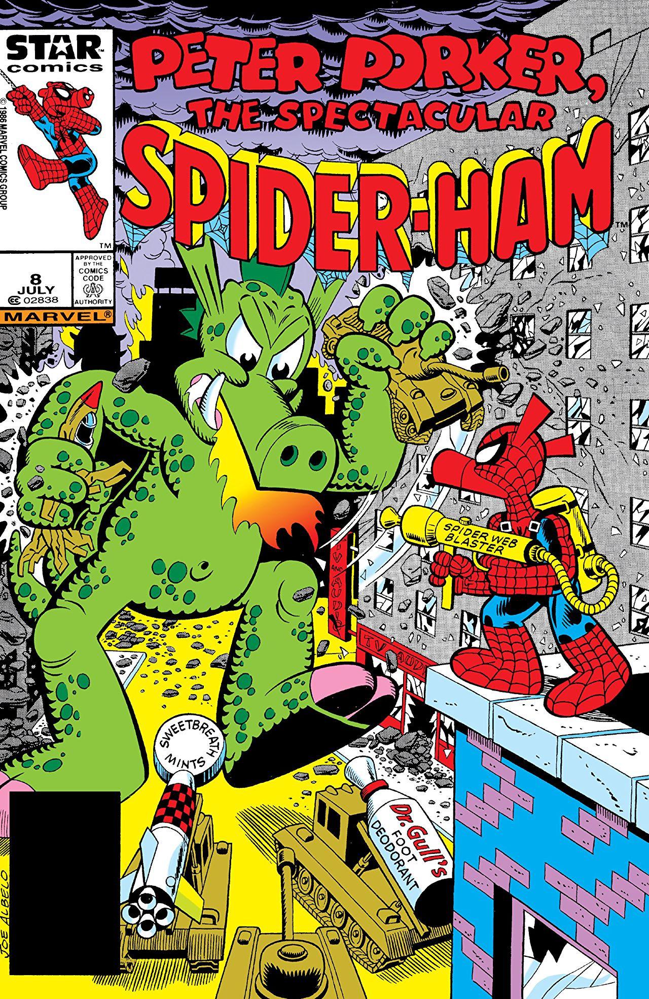 Peter Porker, The Spectacular Spider-Ham Vol 1 8