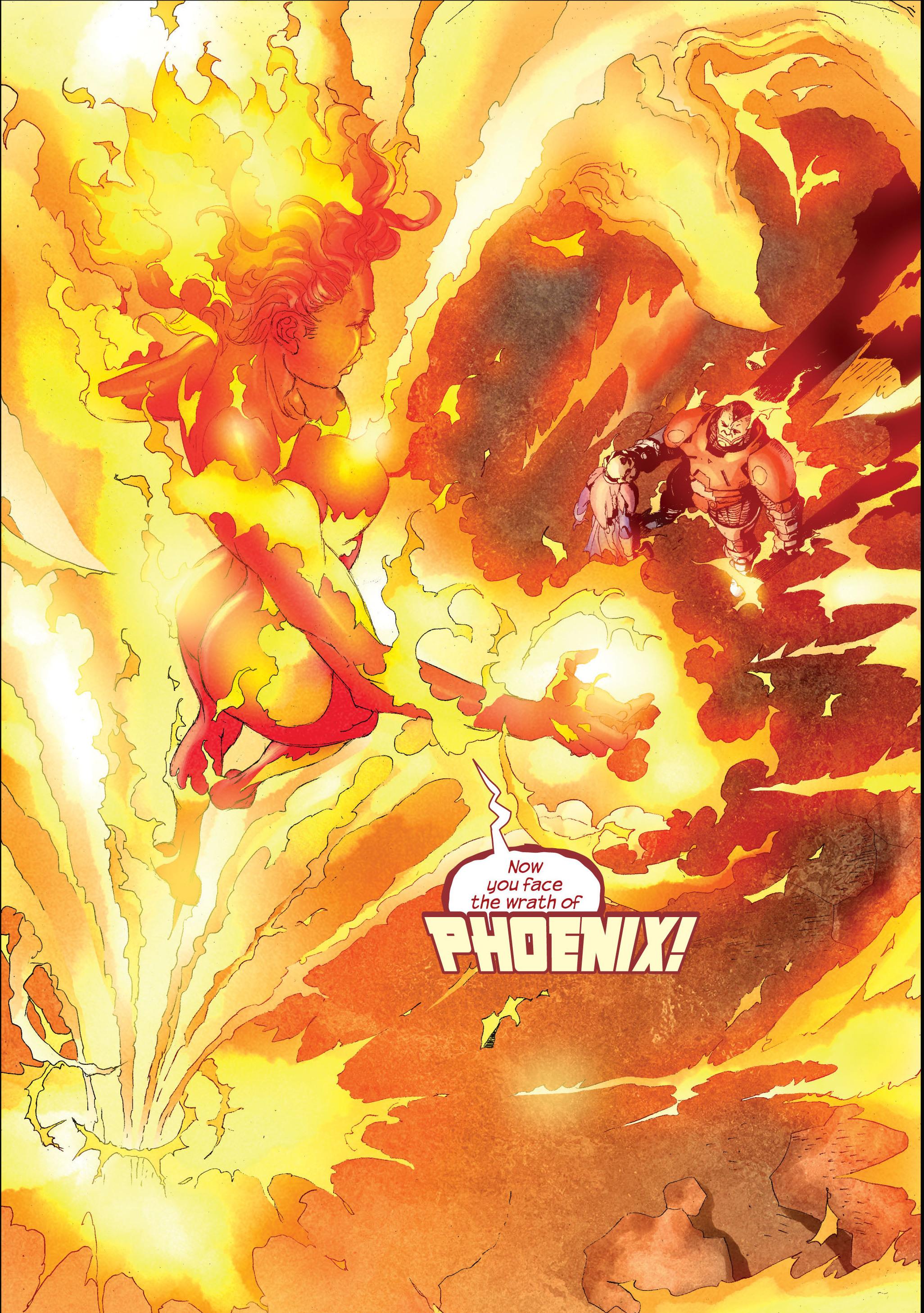 Phoenix Force (Earth-1610)