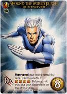 Pietro Maximoff (Earth-616) from Legendary Revalations 001