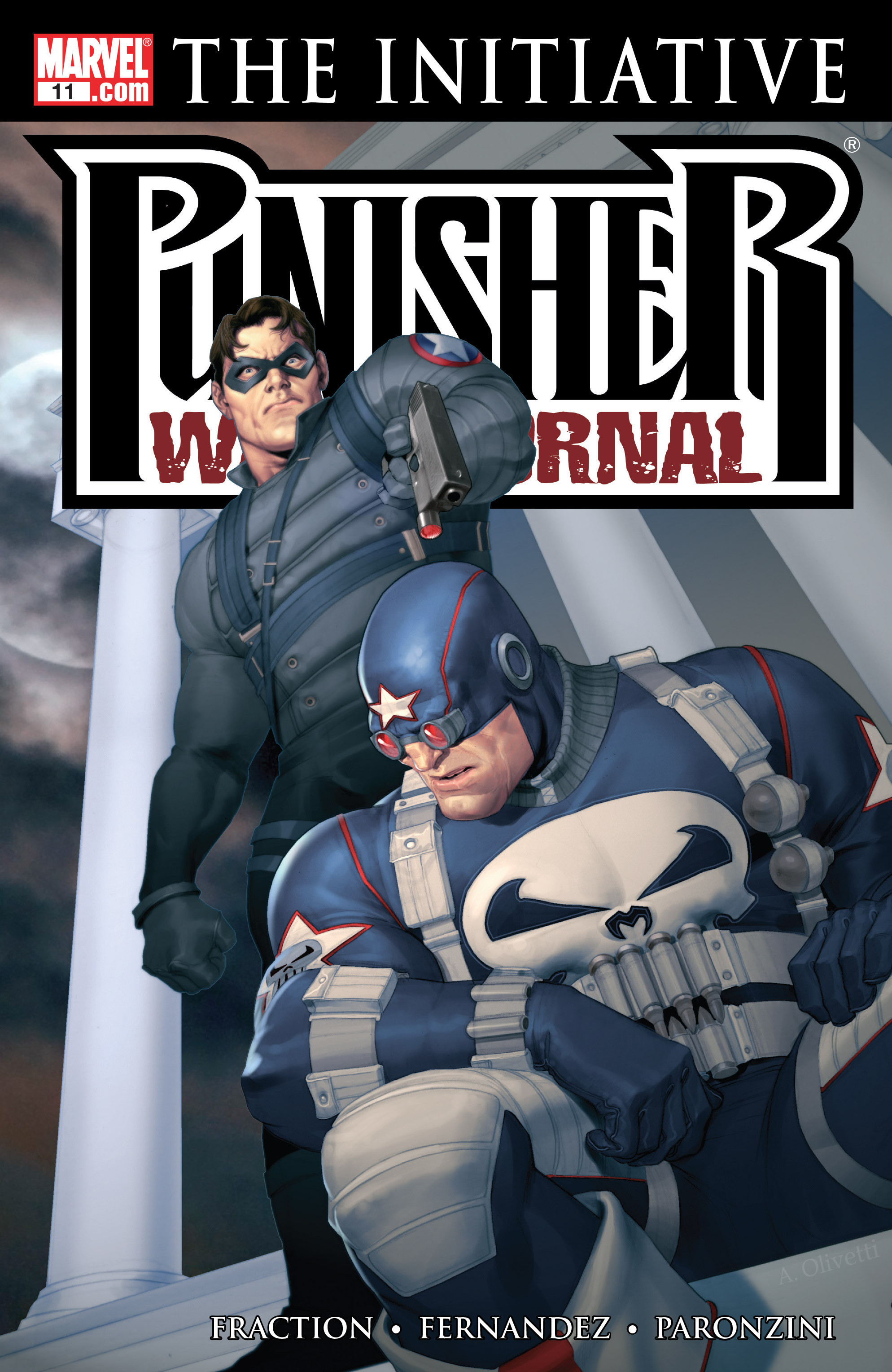 Punisher War Journal Vol 2 11