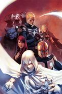 Secret Avengers Vol 1 1 Textless